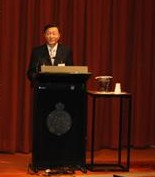 Chinese Consul-general of Sydney attended ACSCS