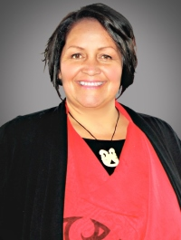 Marama Fox, MP of NZ Parliament Co-Leader of Māori Party NZ